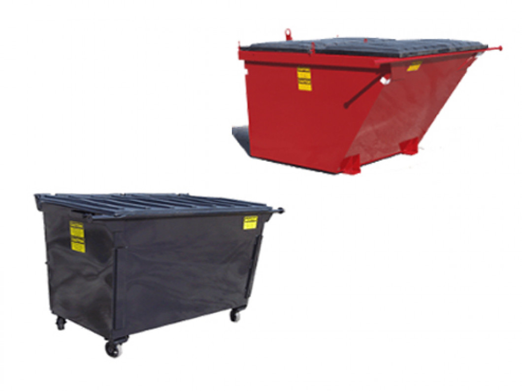 Dumpsters Are Ideal for Disposing of Trash, Junk and Yard Waste